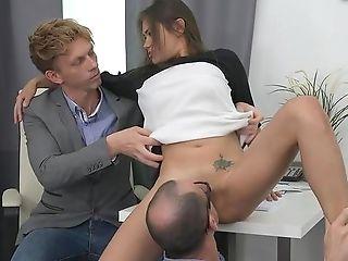 Sexy Office Pornography Scenes In Hotwife Xxx