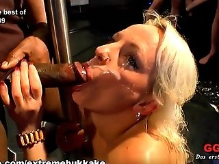 Amazing Sex Industry Star In Horny German, Facial Cumshot Hook-up Clip