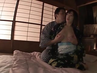 Lovely Chick Hoshi Megumi Knows How To Please A Horny Friend