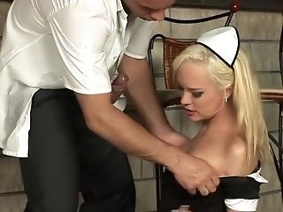 Incredible Pornographic Star Blue Angel In Finest Guzzle, Cum Shots Bang-out Scene