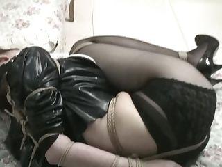 Asian Restraint Bondage