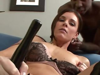 Mummy India Summer Gets Blacked After Playing With Adult Fucktoy
