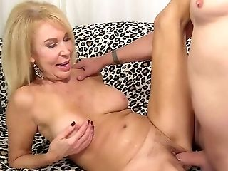 Matures Adult Movie Star Erica Lauren Inhales A Dick And Gets Penetrated