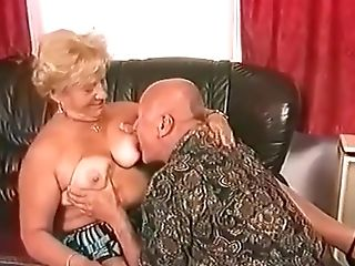 Hungarian Grandma First-ever Take A Picture And Then Fuck Me!